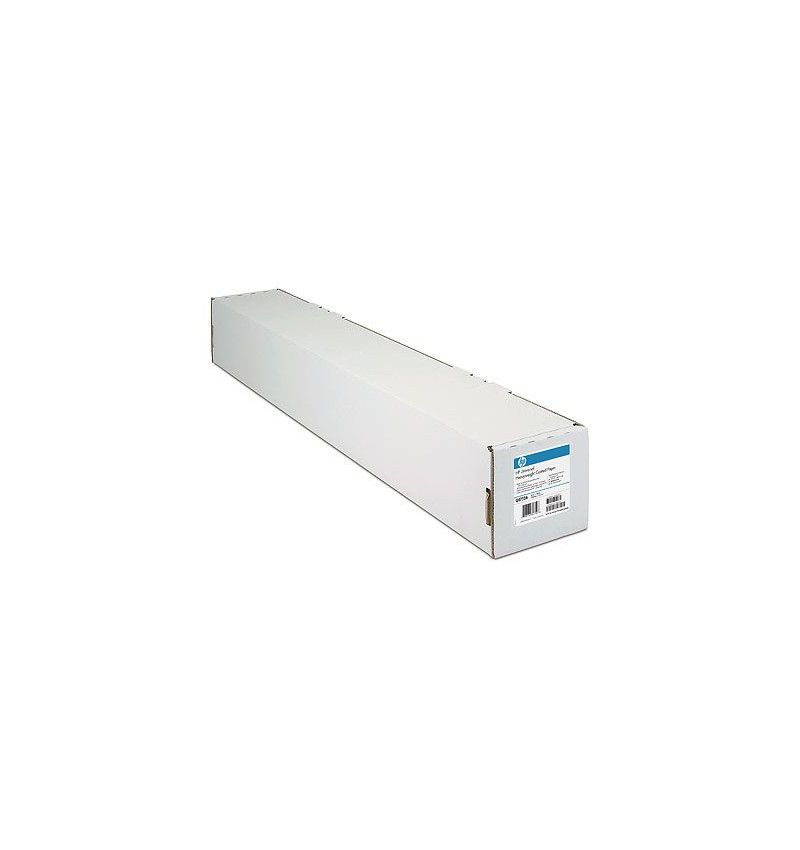 HP Bright White Inkjet Paper, A1 metric roll, 23.39 in wide, 24 lb, 90 g/m˛, 150 ft, 45.7 m - preço
