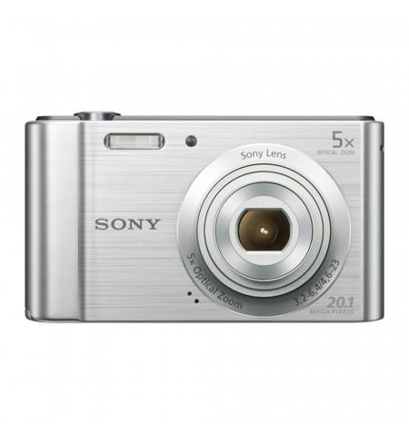 Sony Cyber-shot W800 Silver - DSC-W800S