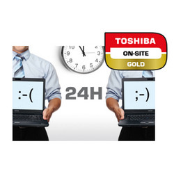Extensăo de garantia com serviço até 3 anos assistęncia no local GOLD na Europa + Retençăo do HDD