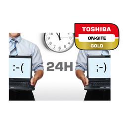 Extensăo de garantia com serviço até 4 anos assistęncia no local GOLD na Europa + Retençăo do HDD