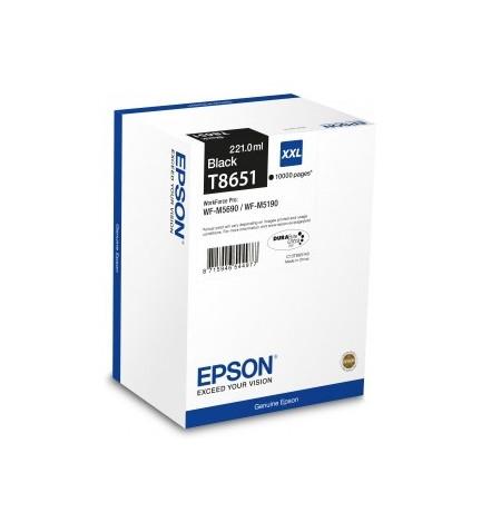 Cartucho Epson WF-M5000 series - Preto XXL (C13T865140)