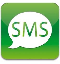 Notificação por SMS de cada passo da minha encomenda